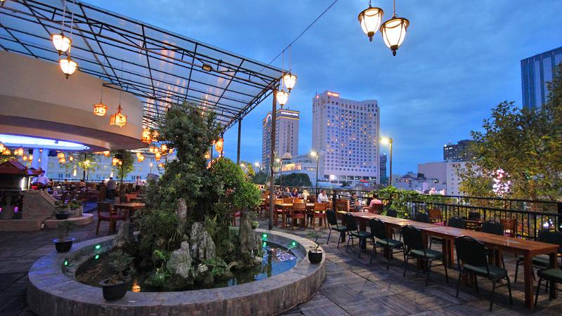 Saigon Rooftop Bar
