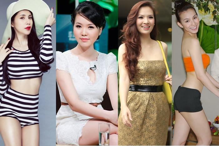 Các sao nữ tin tưởng phương pháp giảm béo tại Saigon'smile Spa