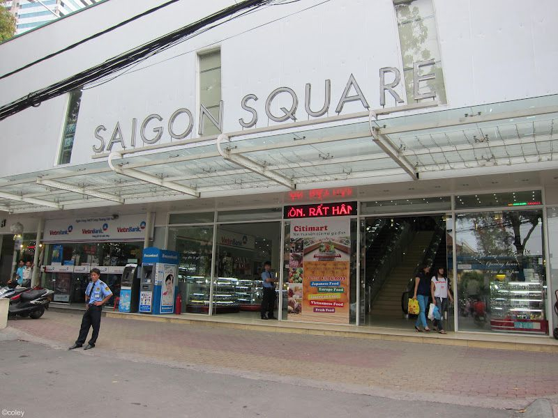 Saigon Square Shopping Center