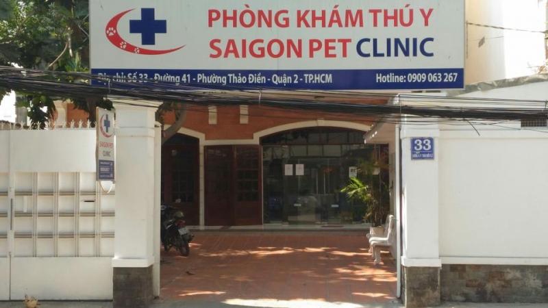 SaiGonPet Clinic