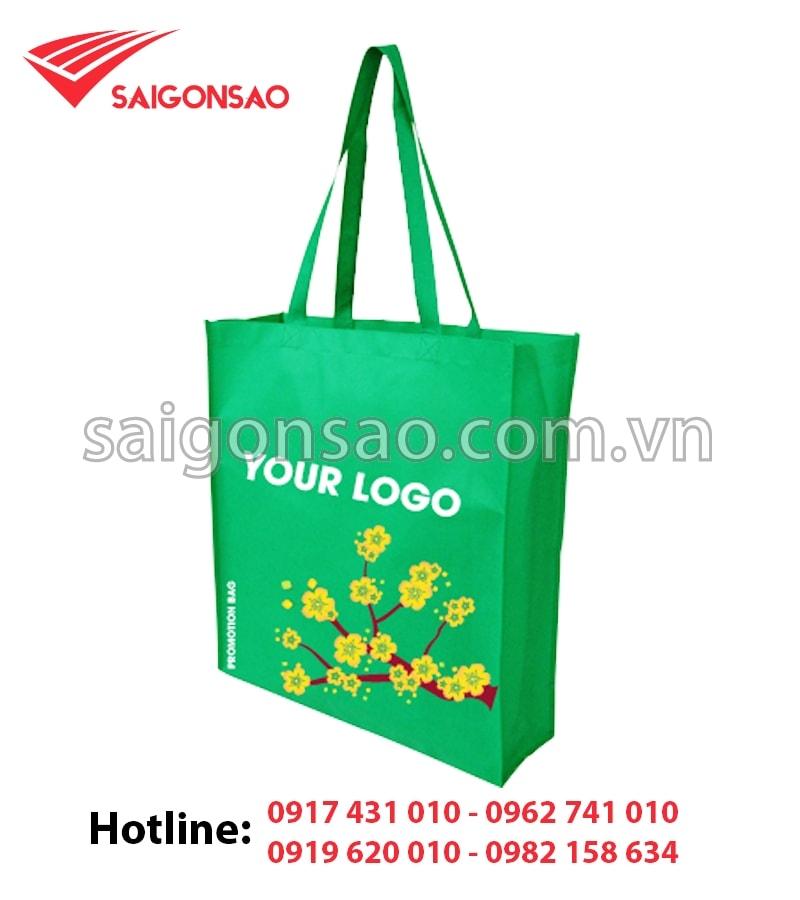 SAIGONSAO JSC -  Địa chỉ may túi vải không dệt giá rẻ uy tín nhất TP. HCM