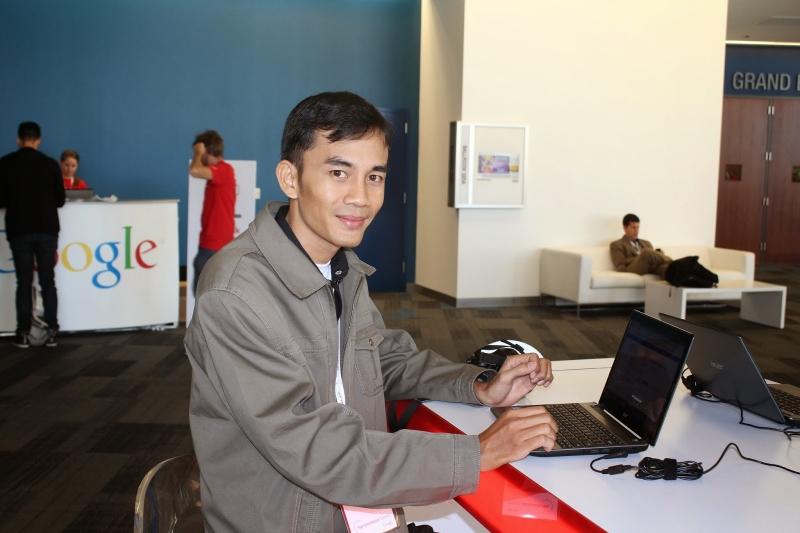Mr Phạm Văn Tuất - Giám đốc của SaigonWeb