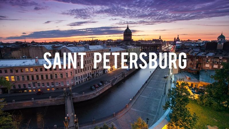 Thành phố Saint Petersburg