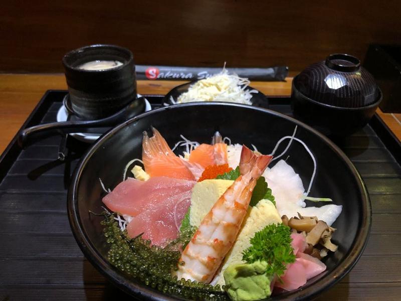 Sakura Sushi Vũng Tàu
