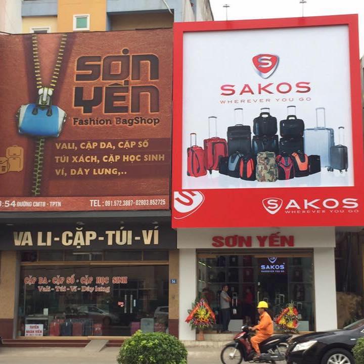 SAKOS Thái Nguyên - Cửa Hàng Sơn Yến