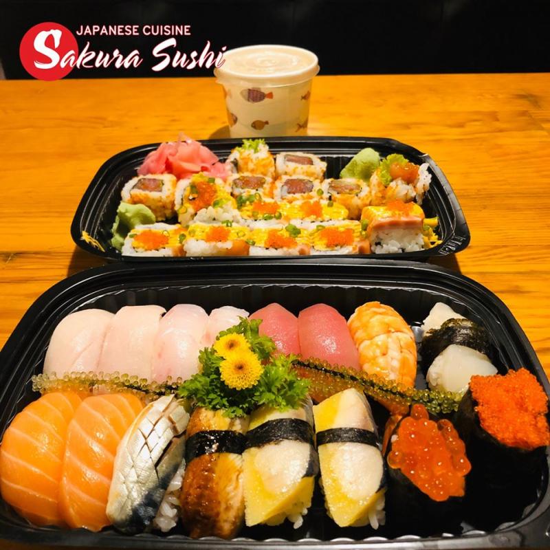 Sakura Sushi Nha Trang
