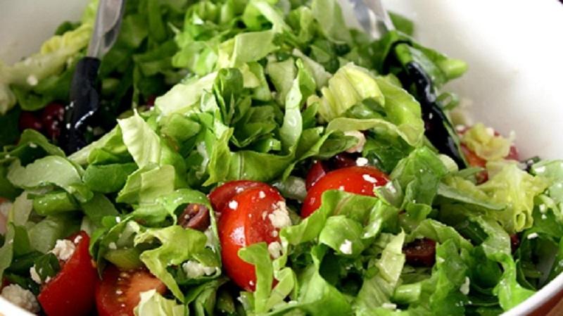 Salad rau diếp
