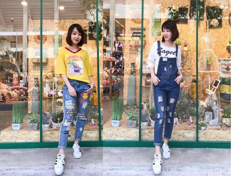 Những mẫu quần jeans đa dạng, chất lượng, tôn dáng cùng giá cả phải chăng tại Salavi Shop