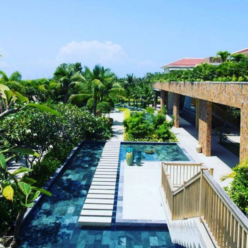 Salinda là một resort 5 sao cao cấp hàng đầu tại Phú Quốc