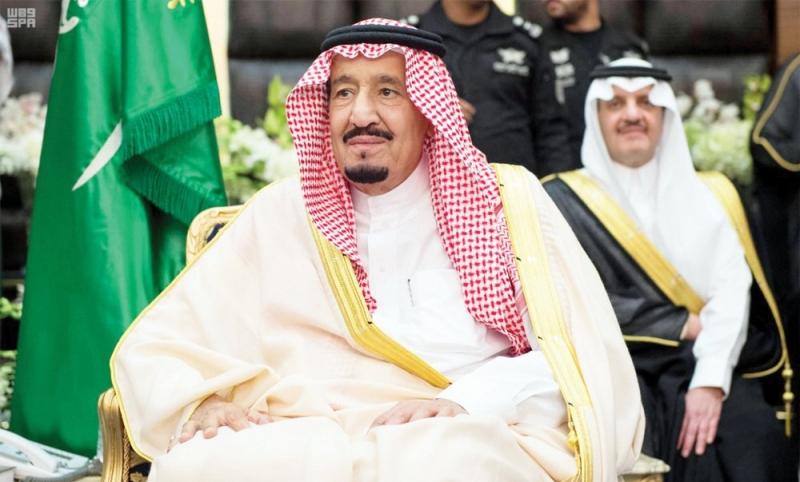 Nhà vua Ả Rập Saudi Salman bin Abdulaziz Al Saud