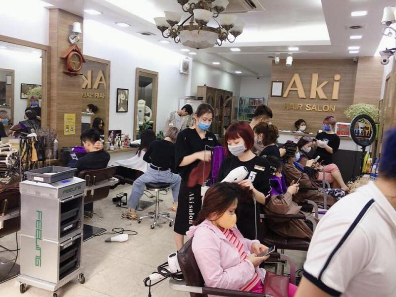 Aki Hairdressing Salon  - Cơ sở Đào Tấn