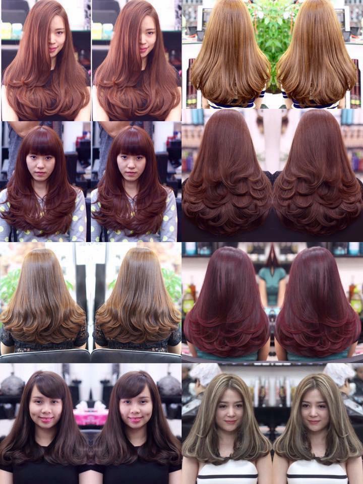 Salon Anh Anh - thiên đường làm tóc cho phái đẹp