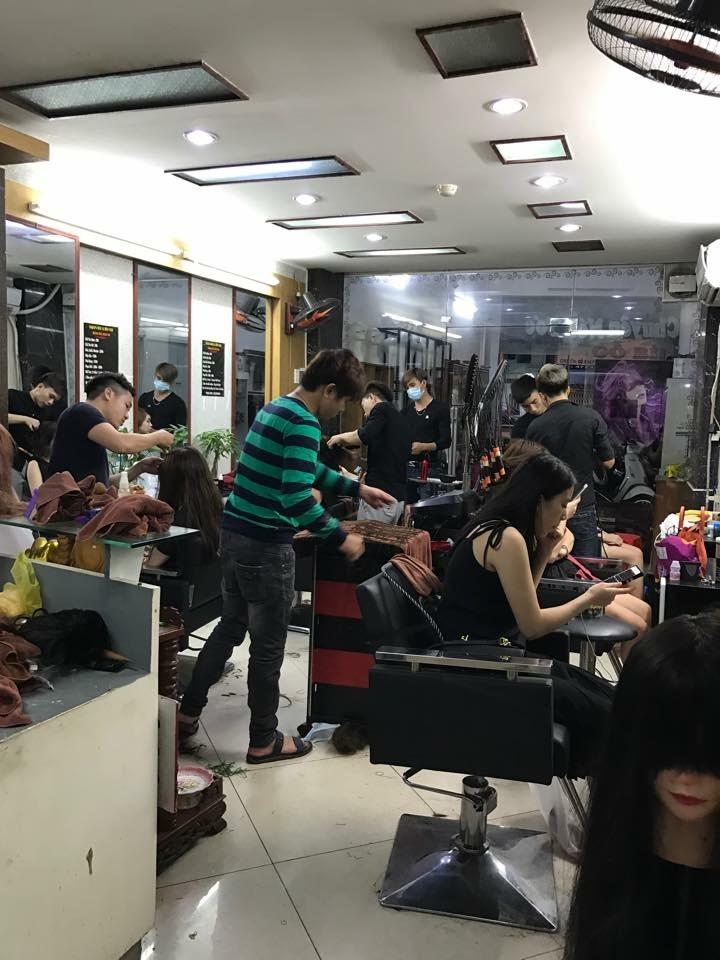 Hair Salon Anh Quân