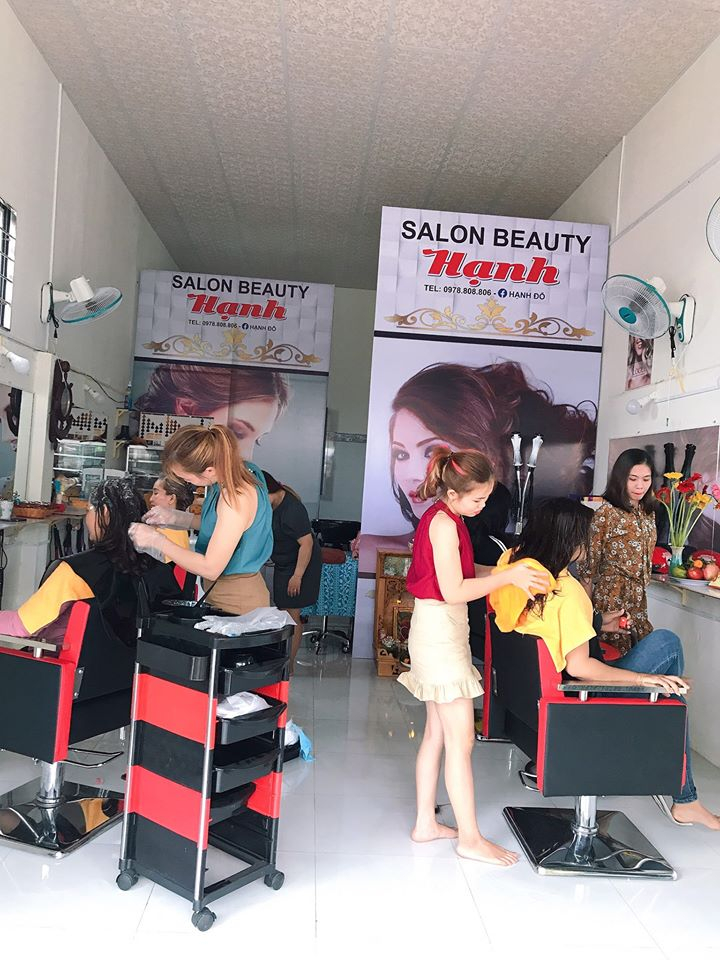 SALON BEAUTY HẠNH