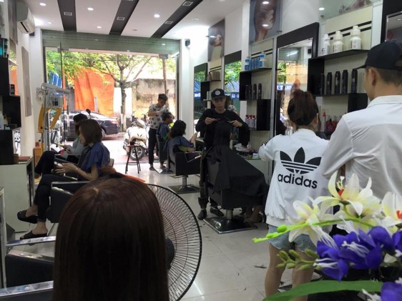 Salon Hà Tóc