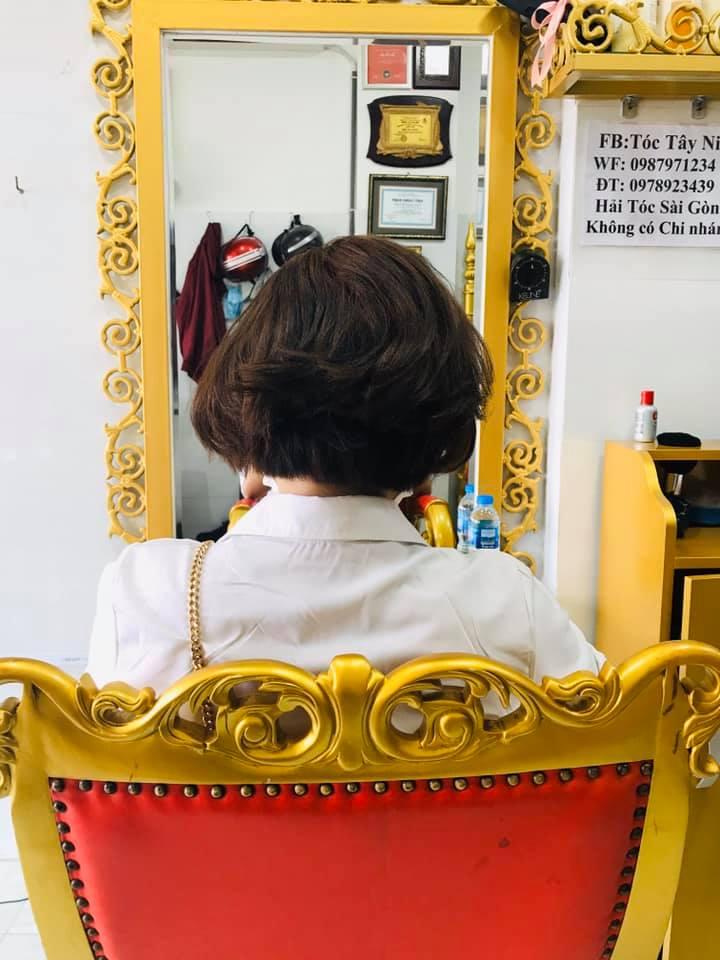 Salon Hải Tóc Sài Gòn