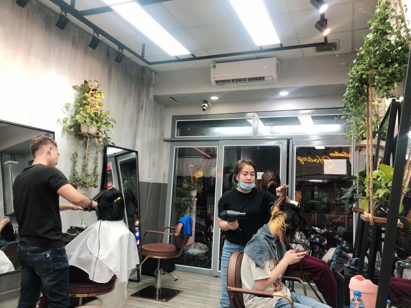 Salon Hoàng & Hair Nail