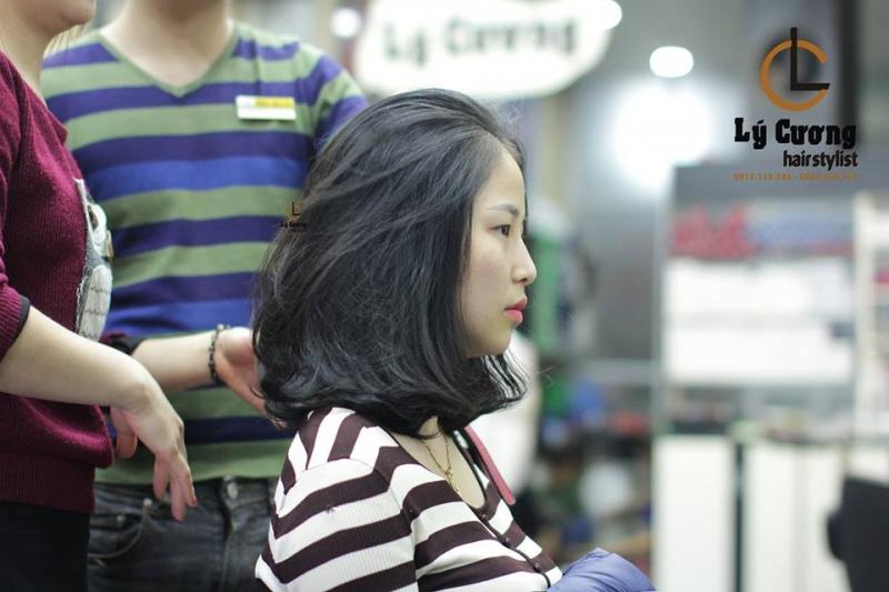 Salon Lý Cương - salon làm tóc đẹp nhất tại TP Vinh, Nghệ An