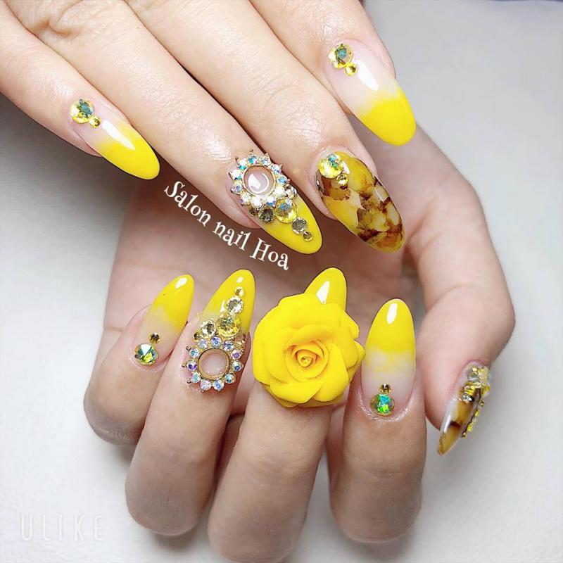 Salon nail Hoa