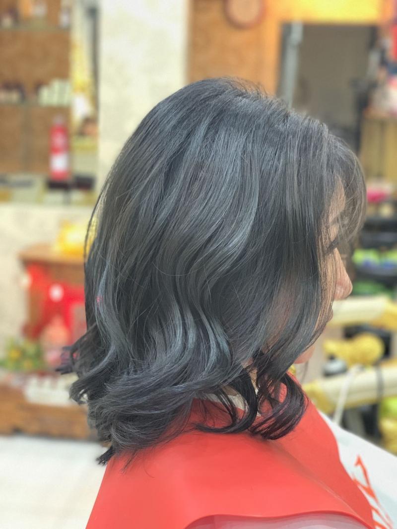 Tóc đẹp mềm mượt vào nếp cho mọi gái