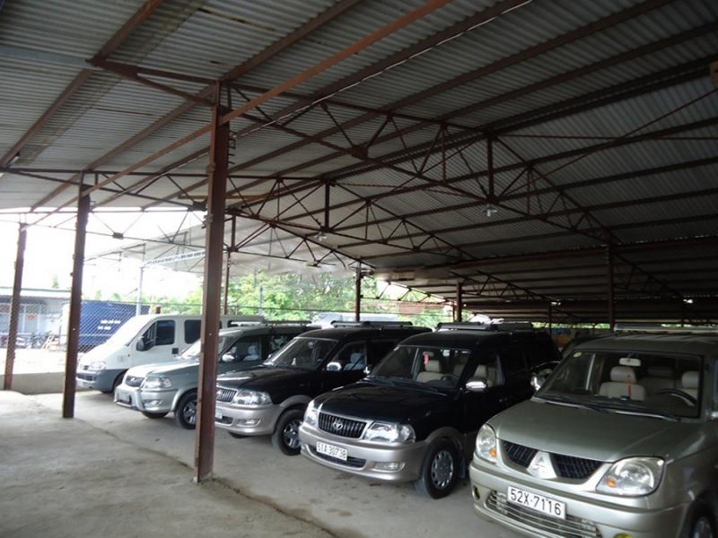 Salon ô tô Sài Gòn