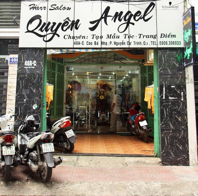 Quyên Angel có thể giúp bạn khẳng định phong cách của riêng mình