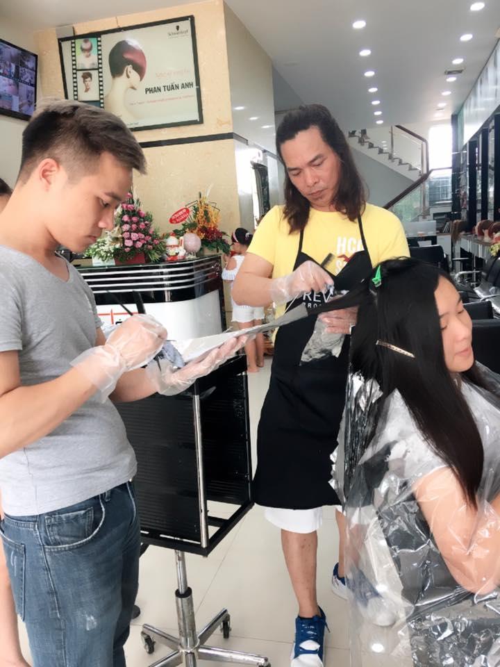 Salon Sài Gòn Tóc