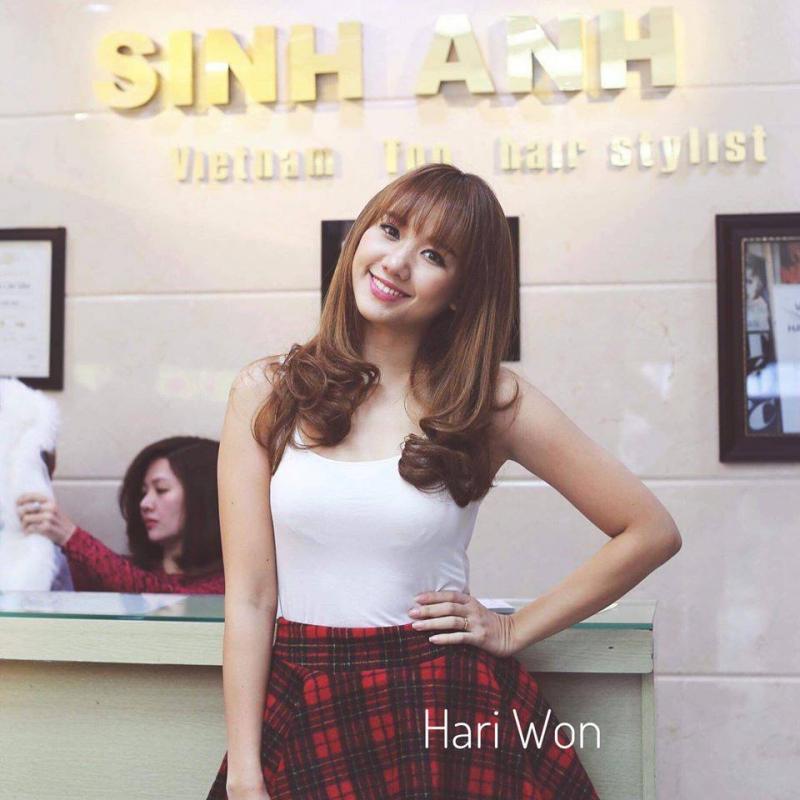 Salon Sinh Anh Hairstylist