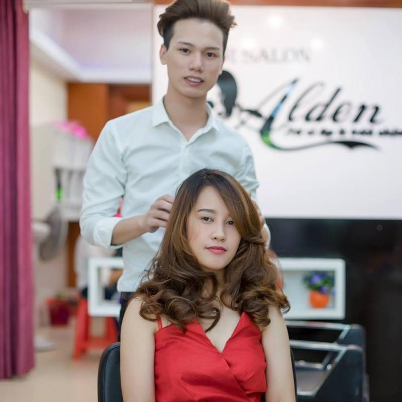 Dịch vụ làm tóc tại Salon tóc Alden