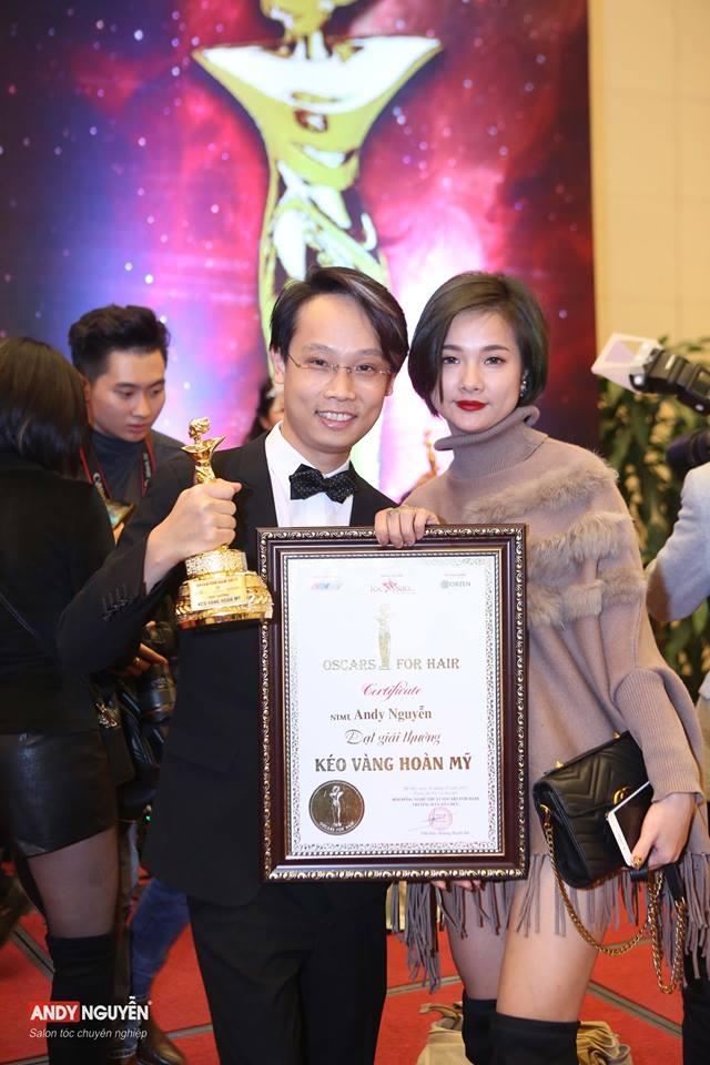 Salon Tóc Andy Nguyễn
