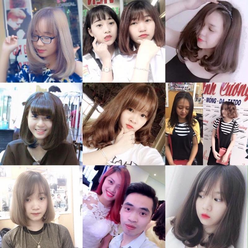 Salon tóc Anh Cường