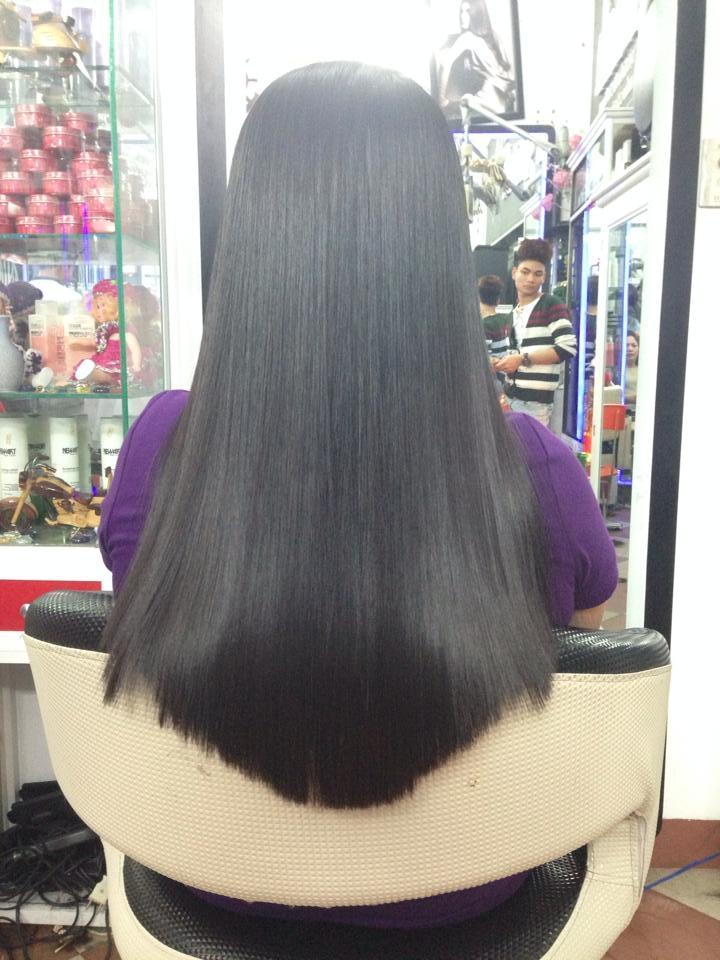 Dịch vụ làm tóc tại Salon tóc Đan Nguyễn