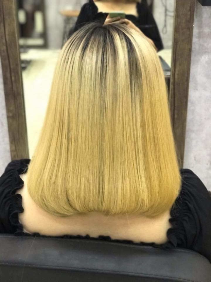 Wing Hair