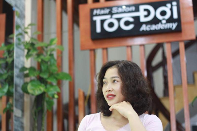 Salon Tóc Đợi - Salon làm tóc đẹp và uy tín nhất Đông Anh, Hà Nội