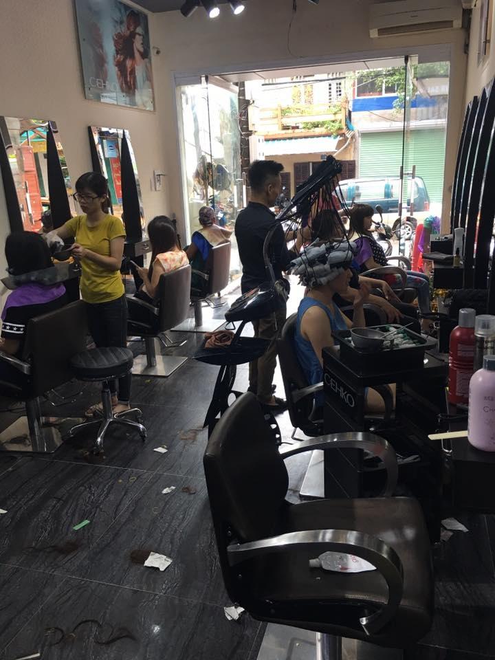 Salon Tóc Dũng Tân