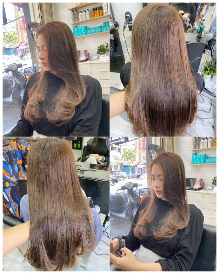 Salon tóc Hà Beo