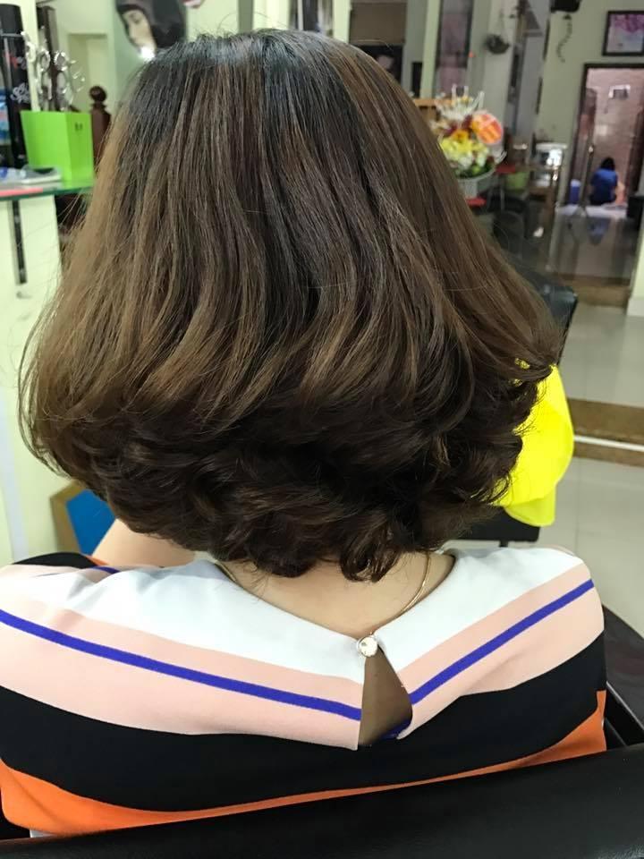 Salon Tóc HẠNH Sài Gòn - salon làm tóc đẹp nhất tại TP Vinh, Nghệ An