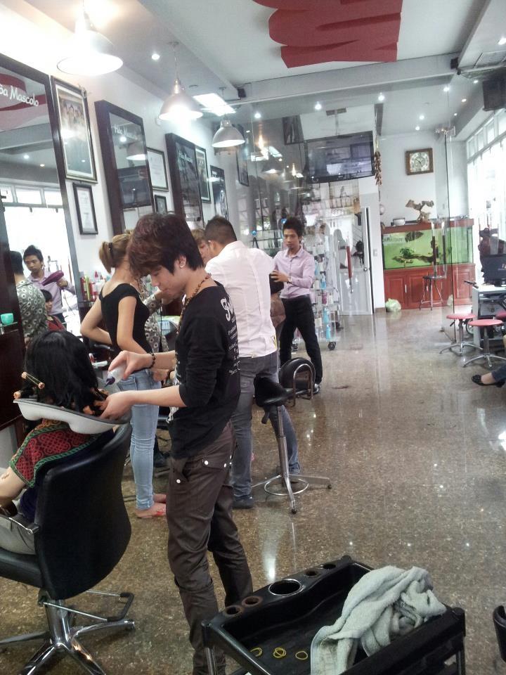 Salon tóc Hòa Mascolo chắc chắn sẽ làm hài lòng quý khách