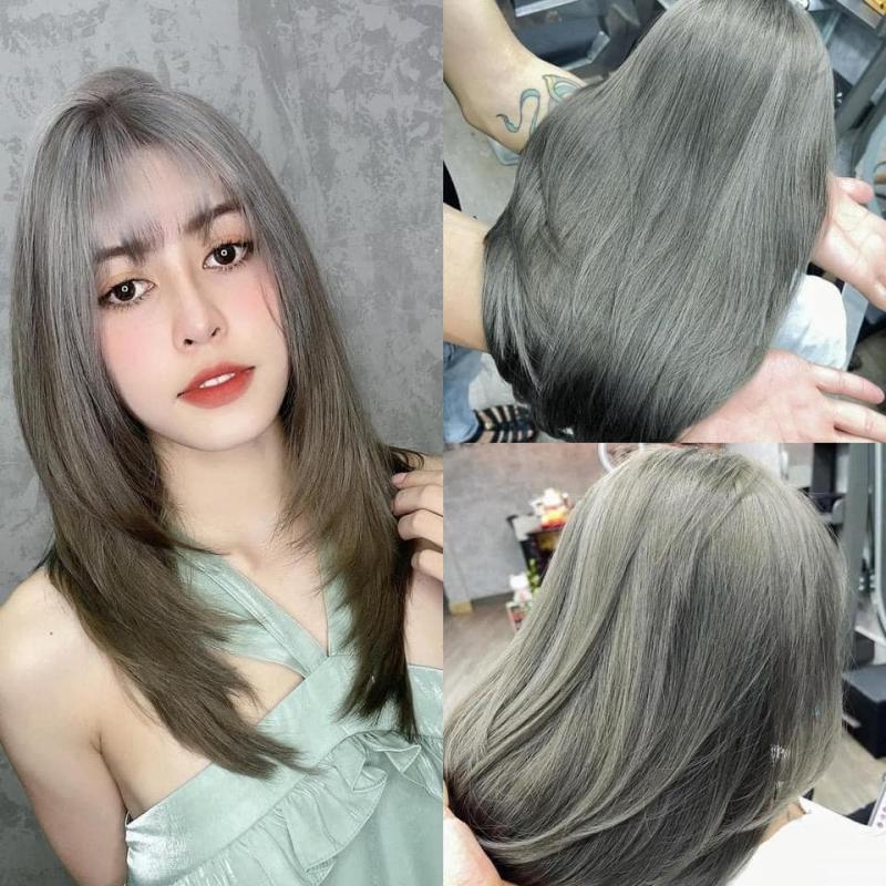 Salon Tóc Hùng Cường