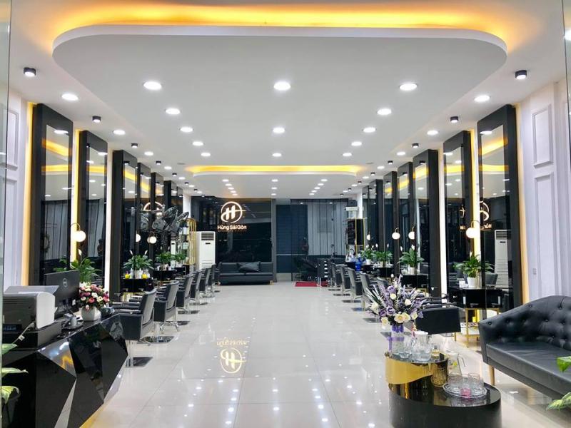 Salon Tóc Hùng Sài Gòn