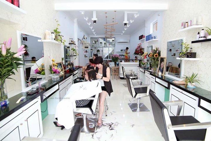 Salon tóc Linh Chi