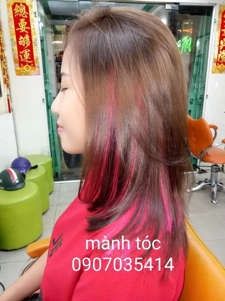 Salon tóc Mành