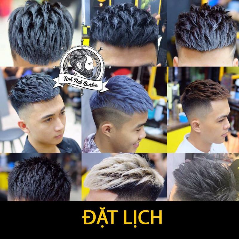Salon tóc nam Anh Anh