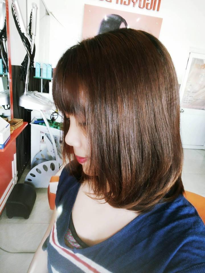 Dịch vụ làm tóc tại Salon tóc Nguyễn Sơn