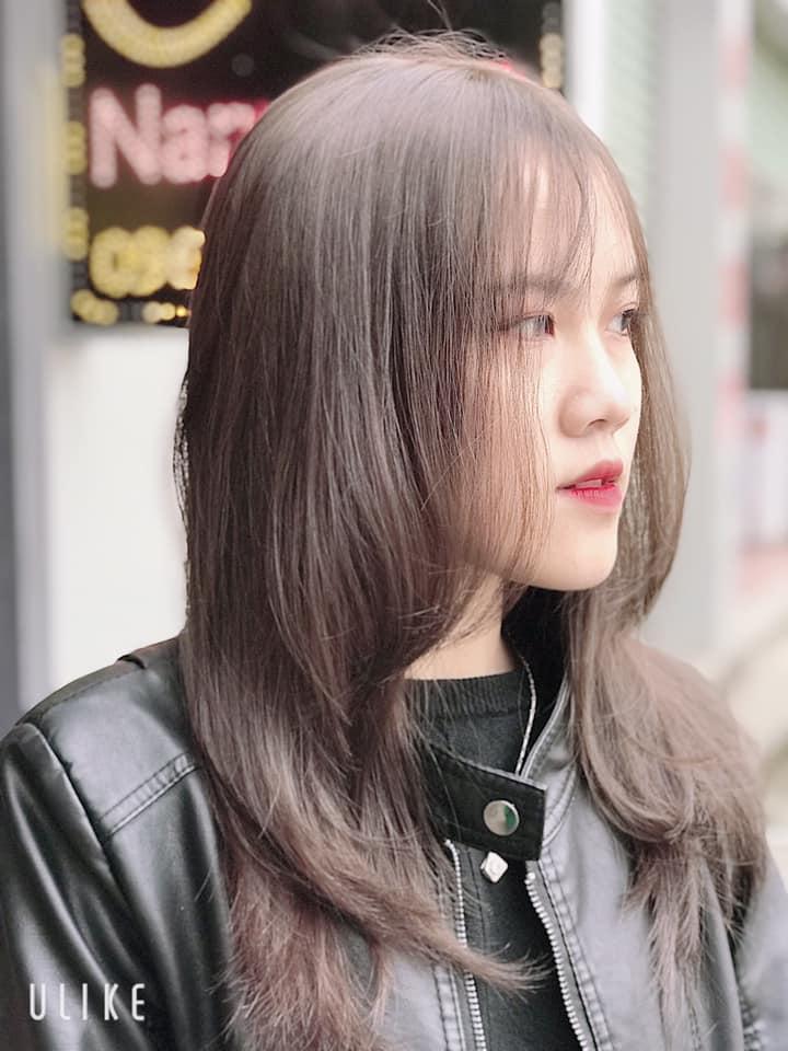 Salon tóc Nhật Anh