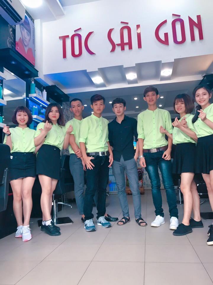 Salon Tóc Sài Gòn