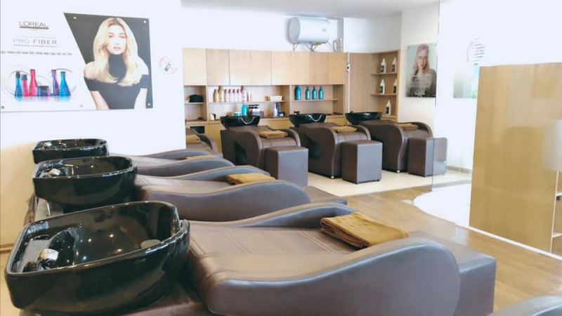 Top 8 salon tóc nổi tiếng nhất TP. HCM hiện nay