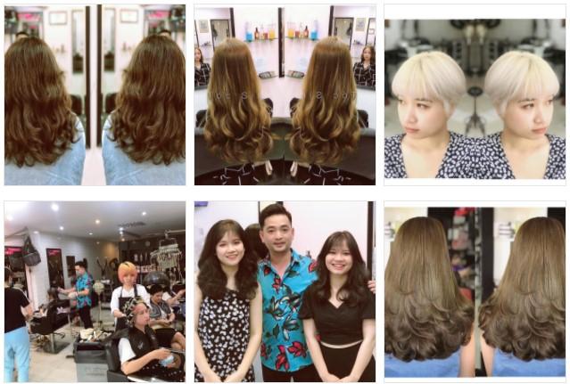Salon tóc Sịn
