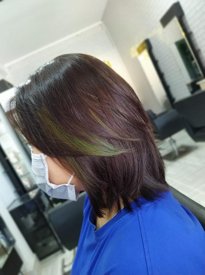 Salon tóc Tân Thời Nghĩa