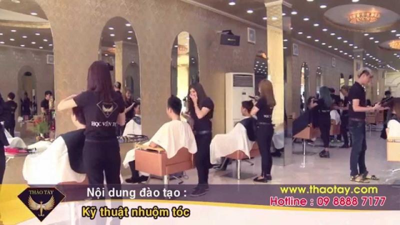 Salon tóc Thảo Tây